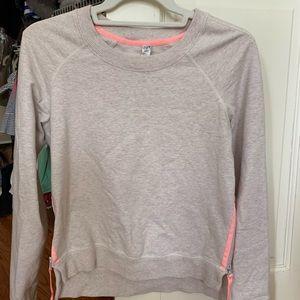 Lululemon Athletica Sweatshirt Top